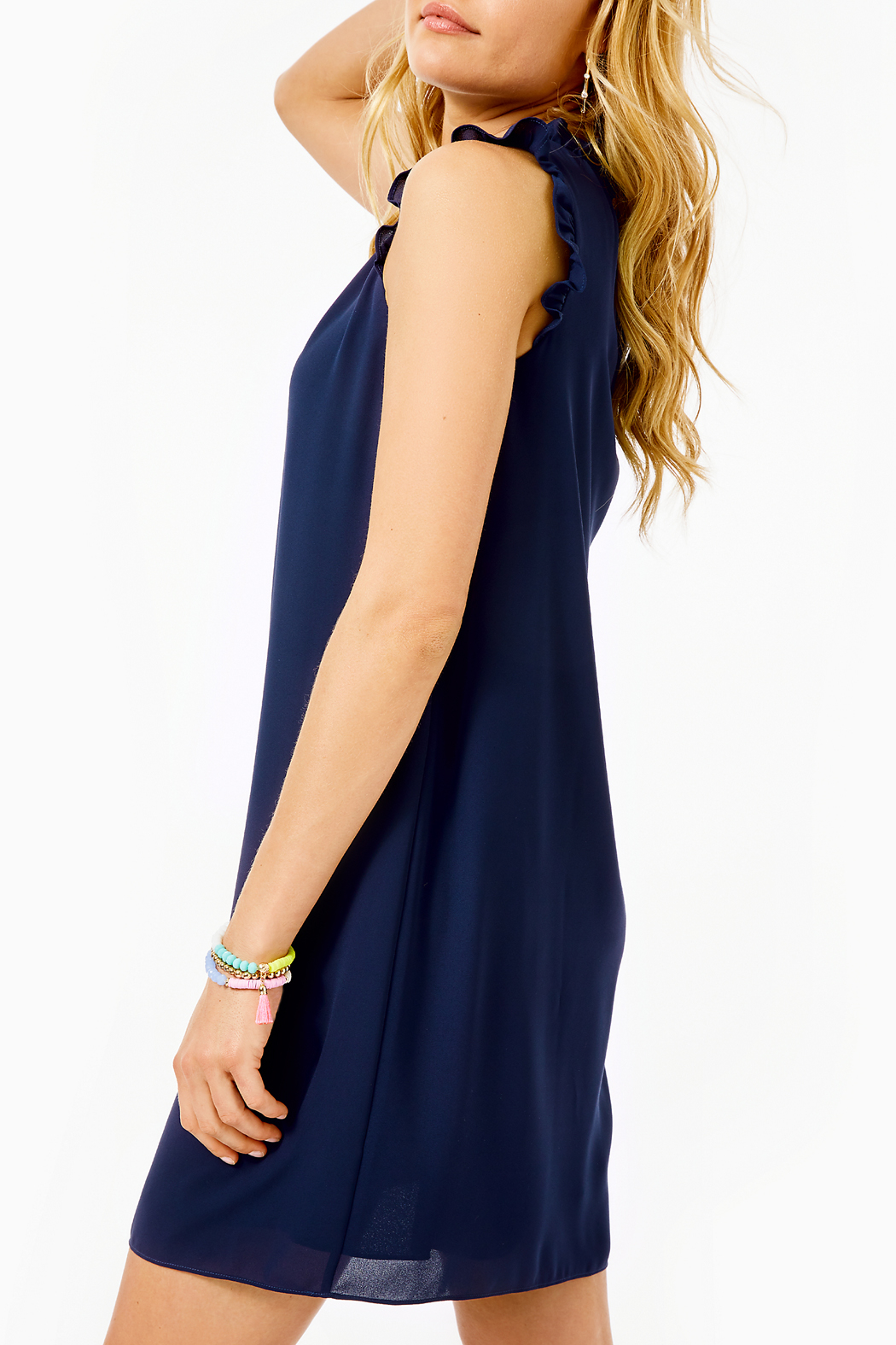 Lilly Pulitzer Talisa Dress - Front Full Image