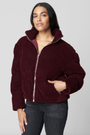 Blank NYC Talk of the Town Jacket - Front full body