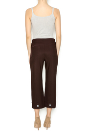 Talk of the Walk 4-Button Boot Pant - Side cropped