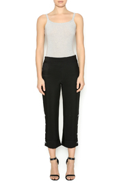 Talk of the Walk 4-Button Boot Pant - Front full body