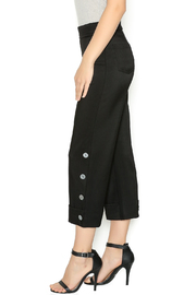 Talk of the Walk 4-Button Boot Pant - Front cropped