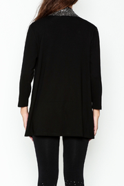 Talk of the Walk Scattered Crystals Cardigan - Back cropped