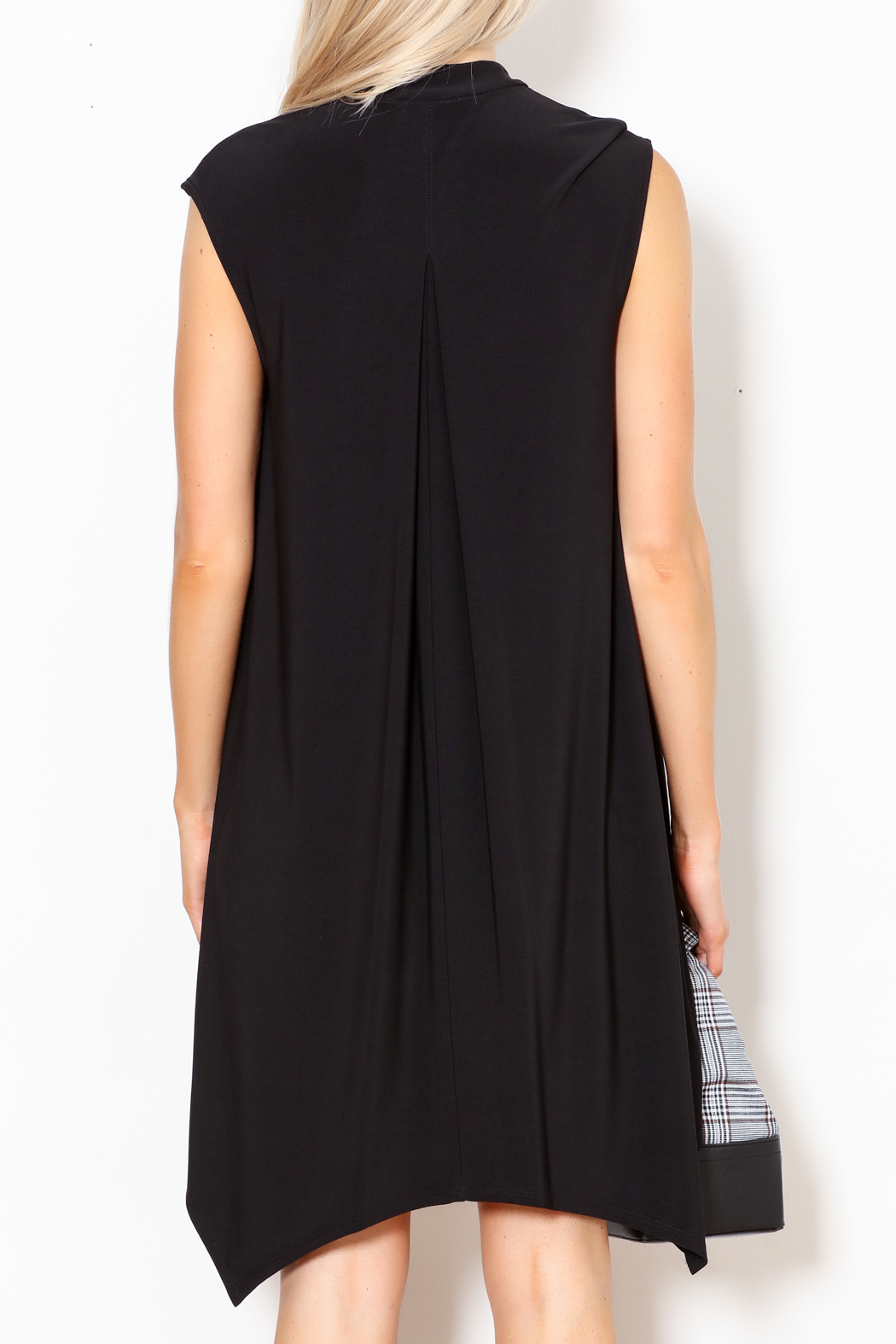 Talk of the Walk The Envelope Dress - Back Cropped Image