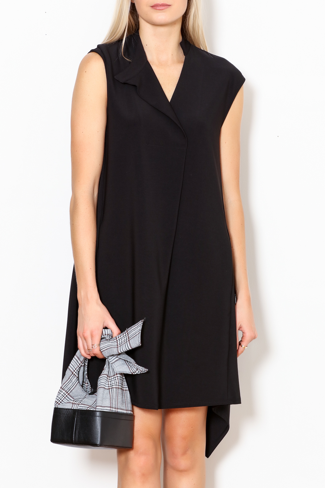 Talk of the Walk The Envelope Dress - Front Full Image