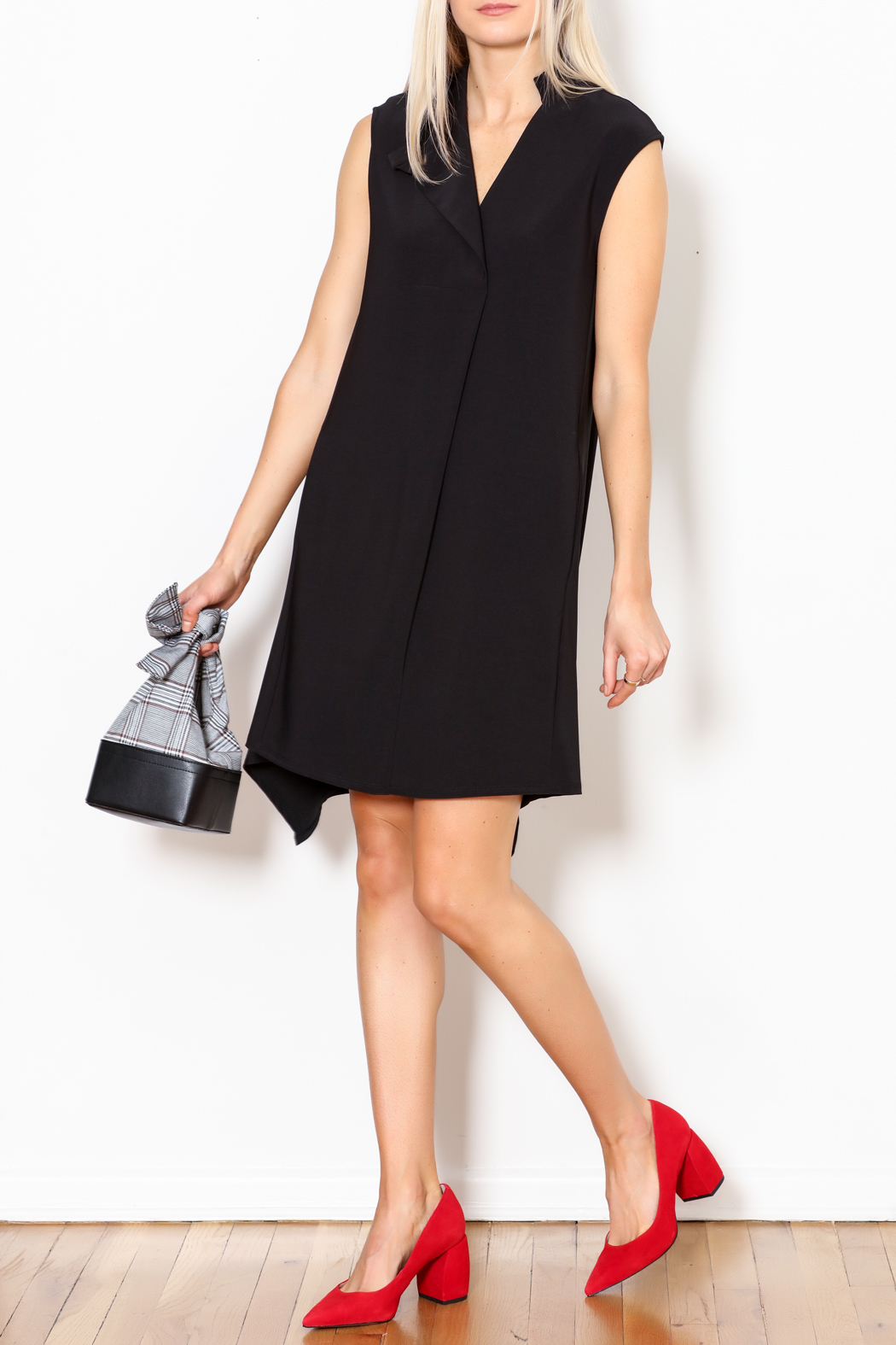 Talk of the Walk The Envelope Dress - Side Cropped Image