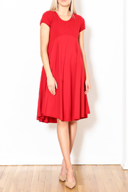 Talk of the Walk The Fire Dress - Front full body