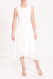 Talk of the Walk Floral Lace Dress - Product Mini Image