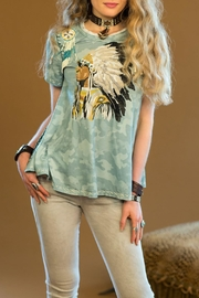 Double D Ranchwear Tall Chief Top - Product Mini Image
