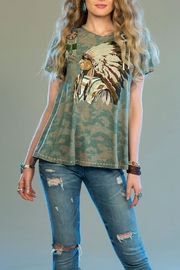 Double D Ranchwear Tall-Chief Top Plus - Product Mini Image
