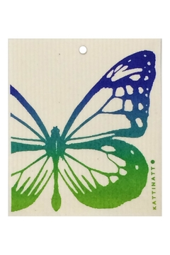 Talla Imports Swedish Washtowel Butterfly - Alternate List Image