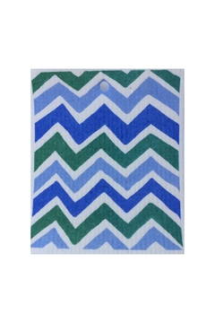 Talla Imports Swedish Washtowel Chevron - Alternate List Image