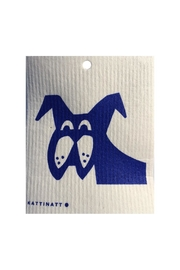 Talla Imports Swedish Washtowel Dog - Front cropped