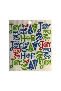 Talla Imports Swedish Washtowel Joy - Alternate List Image