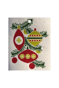 Talla Imports Swedish Washtowel Ornaments - Alternate List Image