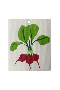 Talla Imports Swedish Washtowel Radishes - Alternate List Image