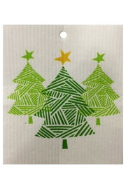 Talla Imports Swedish Washtowel Trees - Front cropped