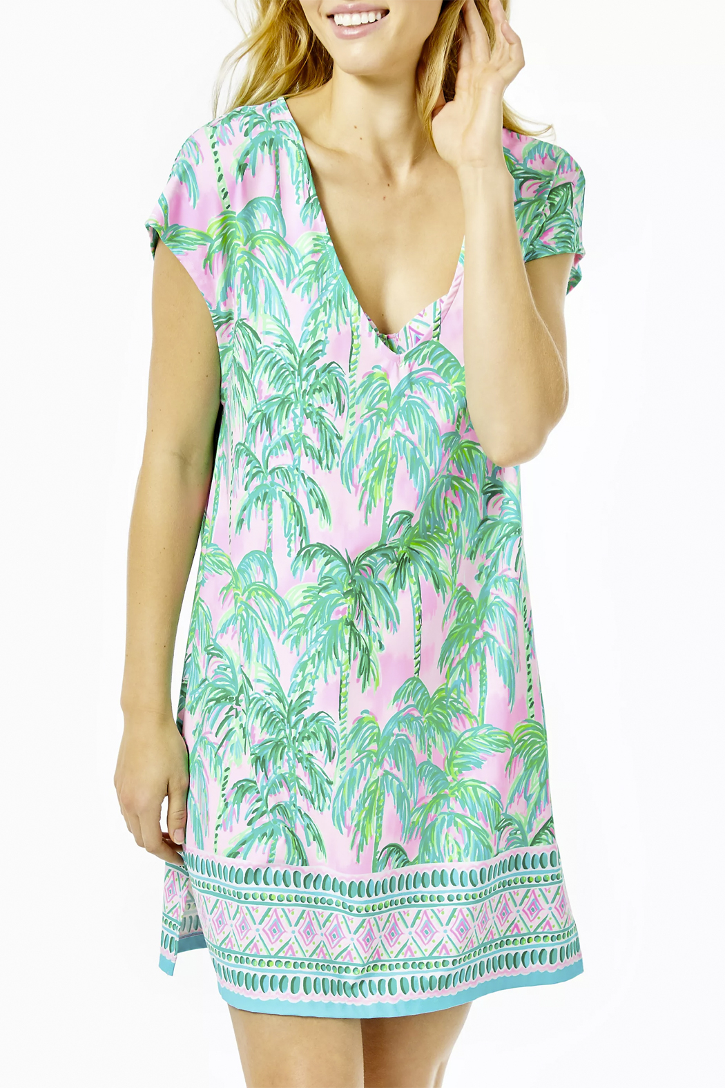 Lilly Pulitzer  Talli Cover-Up - Main Image