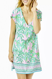 Lilly Pulitzer  Talli Cover-Up - Front cropped