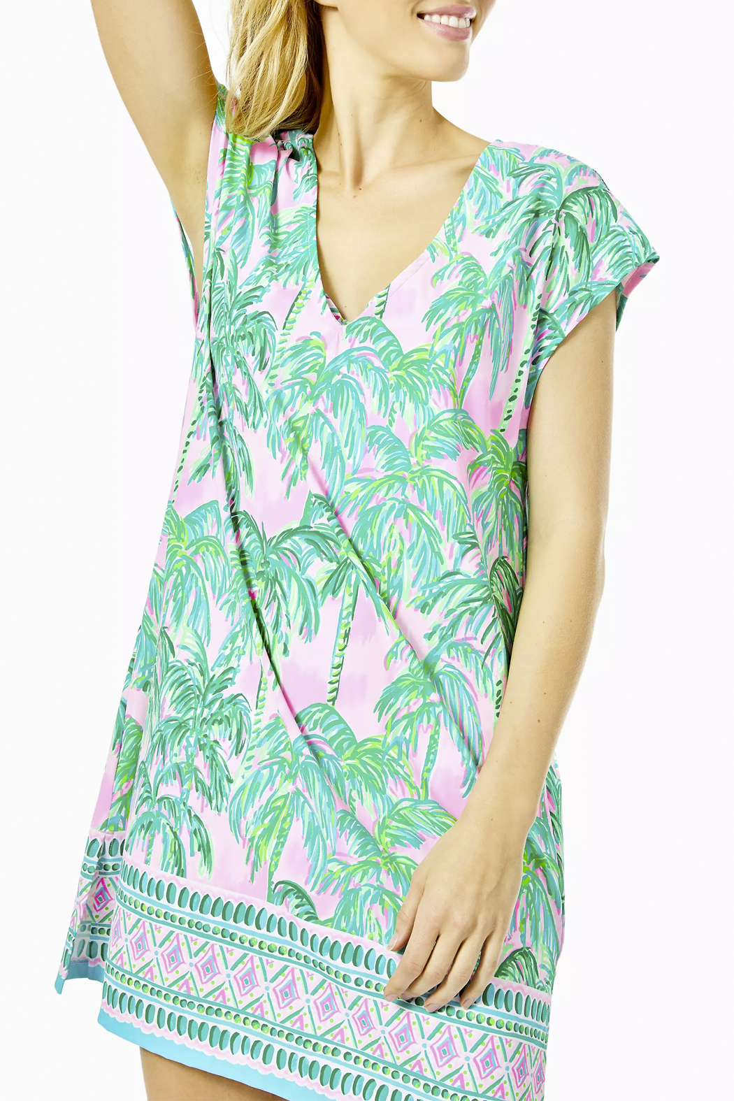 Lilly Pulitzer  Talli Cover-Up - Front Full Image