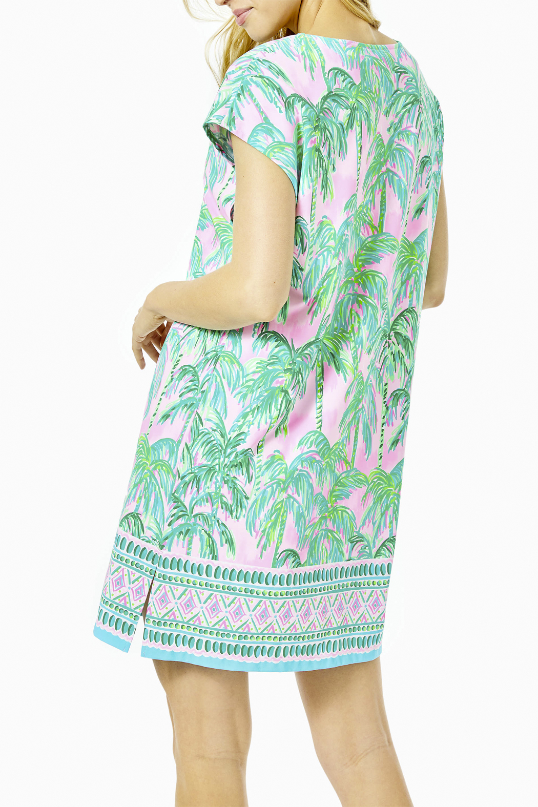 Lilly Pulitzer  Talli Cover-Up - Side Cropped Image