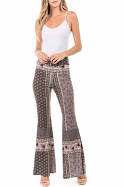 Vava by Joy Hahn Tallulah Printed Pants - Front cropped
