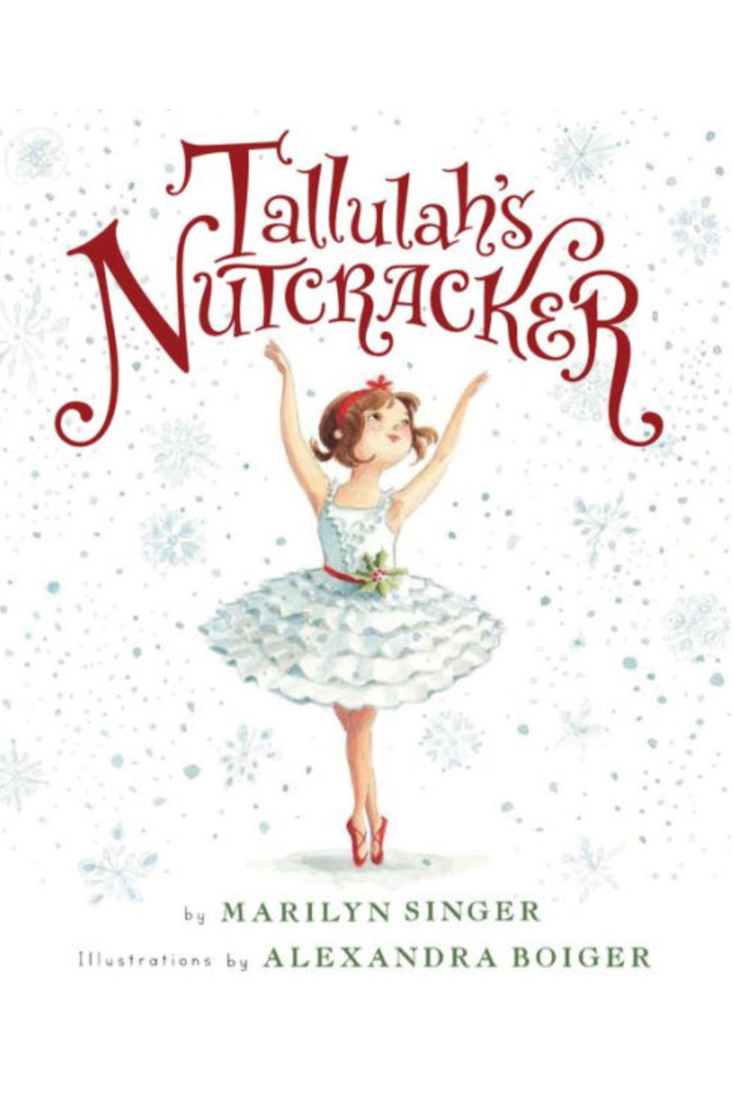 Houghton Mifflin Harcourt  Tallulah's Nutcracker - Front Cropped Image