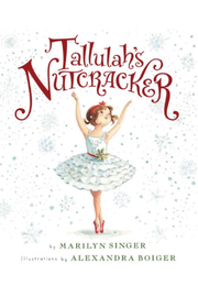 Houghton Mifflin Harcourt  Tallulah's Nutcracker - Front cropped