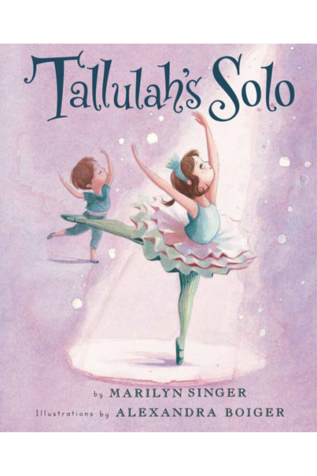 Houghton Mifflin Harcourt  Tallulah's Solo - Front Cropped Image