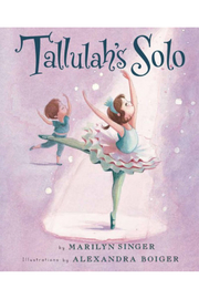 Houghton Mifflin Harcourt  Tallulah's Solo - Front cropped
