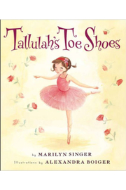 Houghton Mifflin Harcourt  Tallulah's Toe Shoes - Front cropped