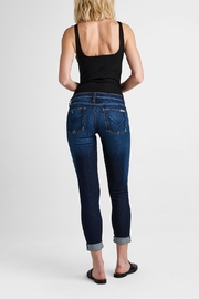 Hudson Jeans Tally Crop Corrupt - Side cropped