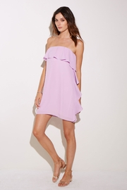 Amanda Uprichard Tally Dress - Product Mini Image