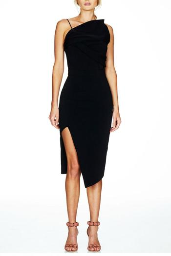 Shoptiques Product: Elodie Midi Dress - main