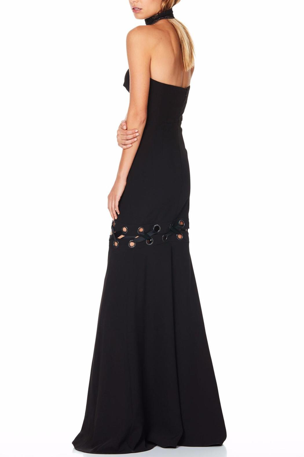 Talulah Lace Me Gown - Side Cropped Image