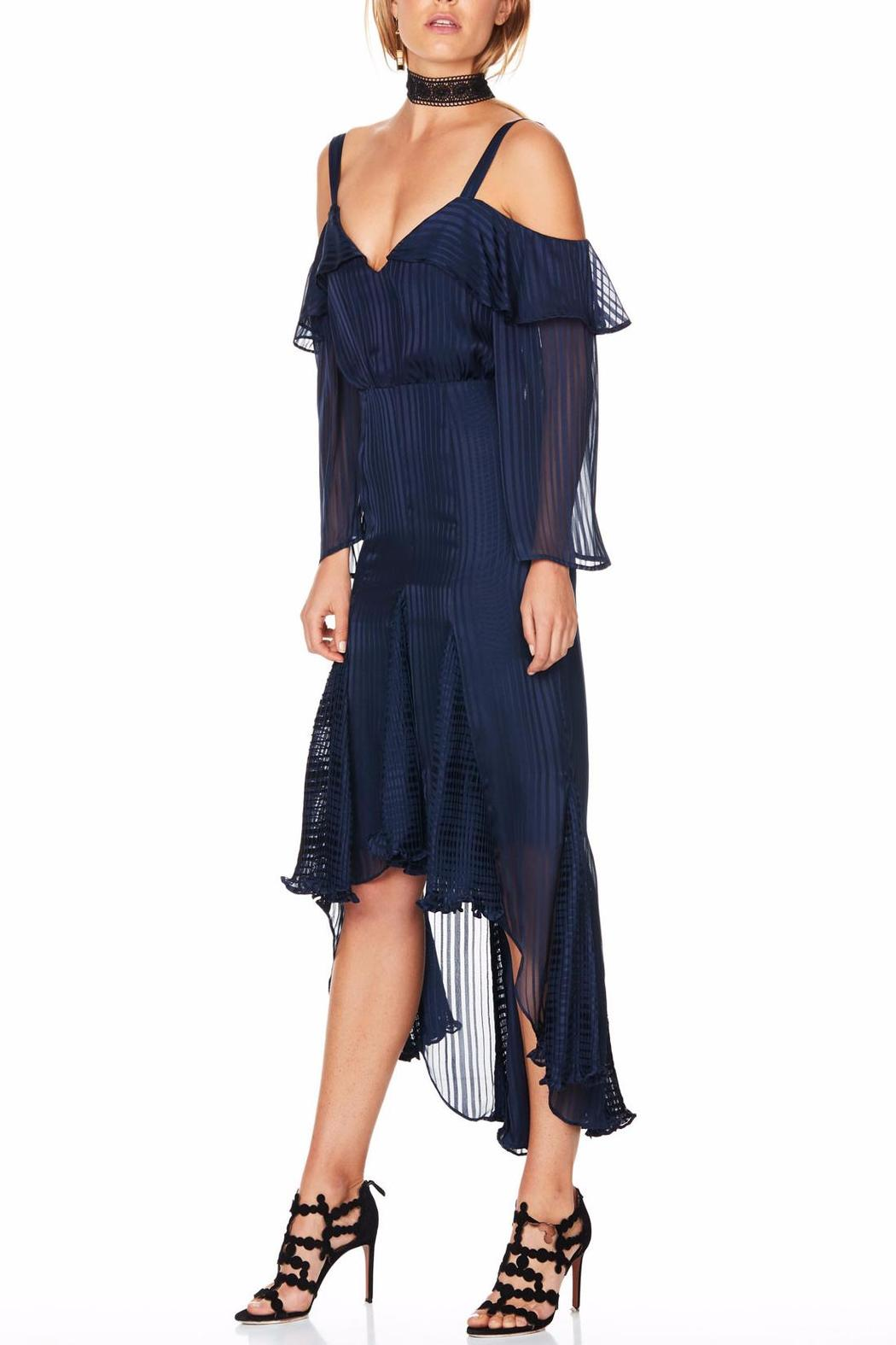 Talulah Midnight Allure Dress - Front Full Image
