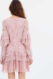 Talulah Veronica Lace Dress - Back cropped