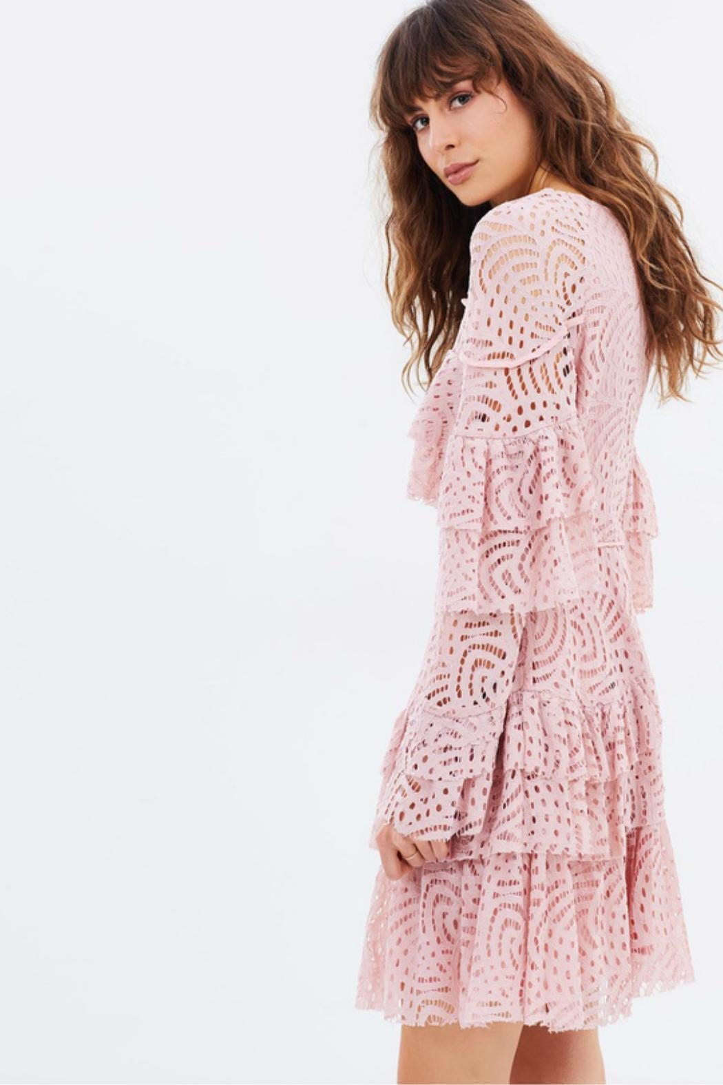 Talulah Veronica Lace Dress - Side Cropped Image