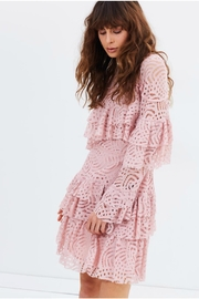 Talulah Veronica Lace Dress - Front full body