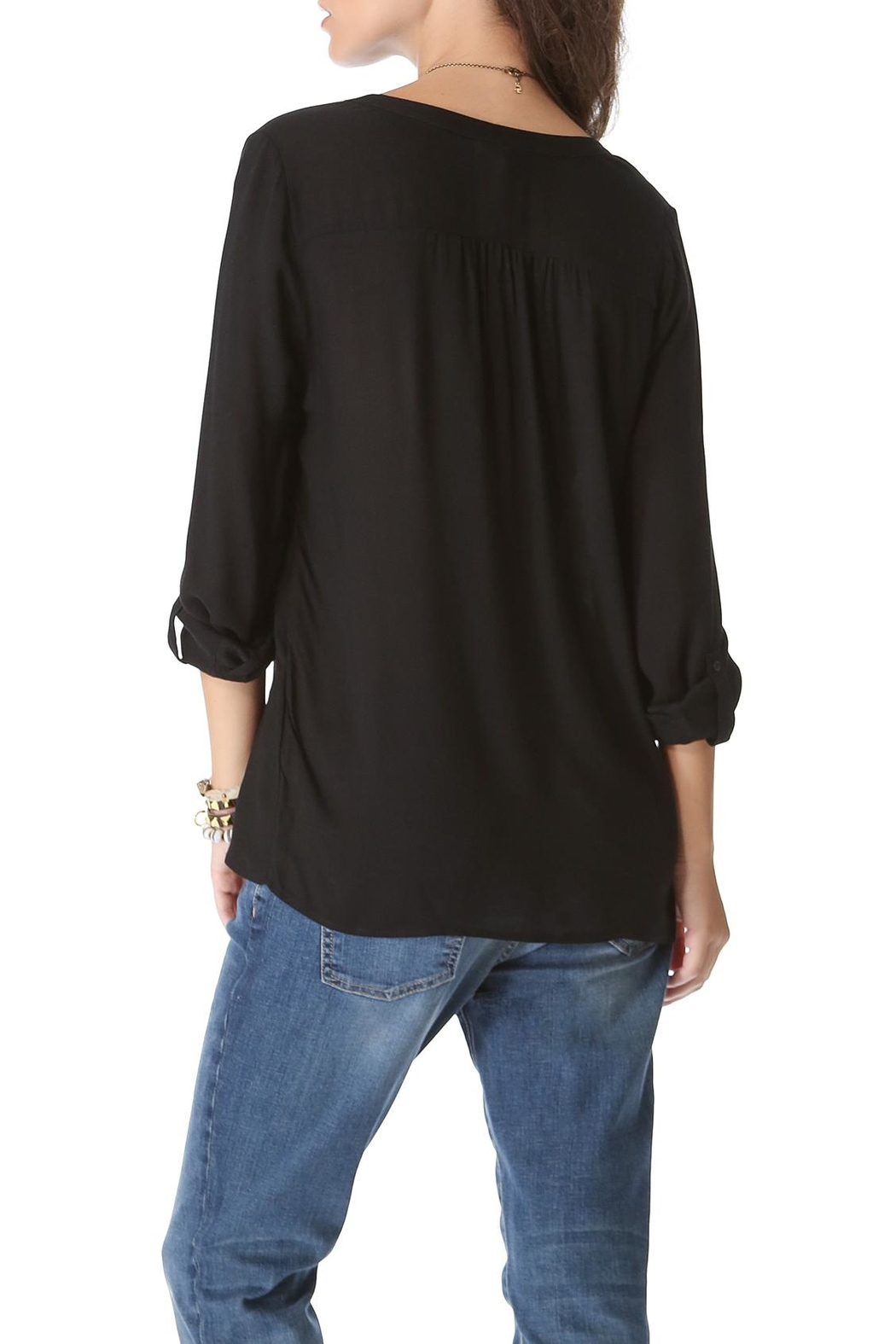 Joie Tamarine Blouse - Side Cropped Image