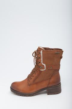 Shoptiques Product: Shearling Lace Up
