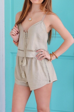 Shoptiques Product: Tan Beach Set