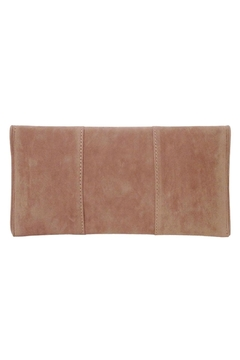 Wild Lilies Jewelry  Tan Envelope Clutch - Alternate List Image