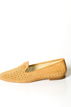 Pascucci Tan Suede Loafer - Product List Image