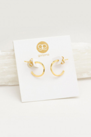 Gorjana Taner Mini Hoops - Product Mini Image