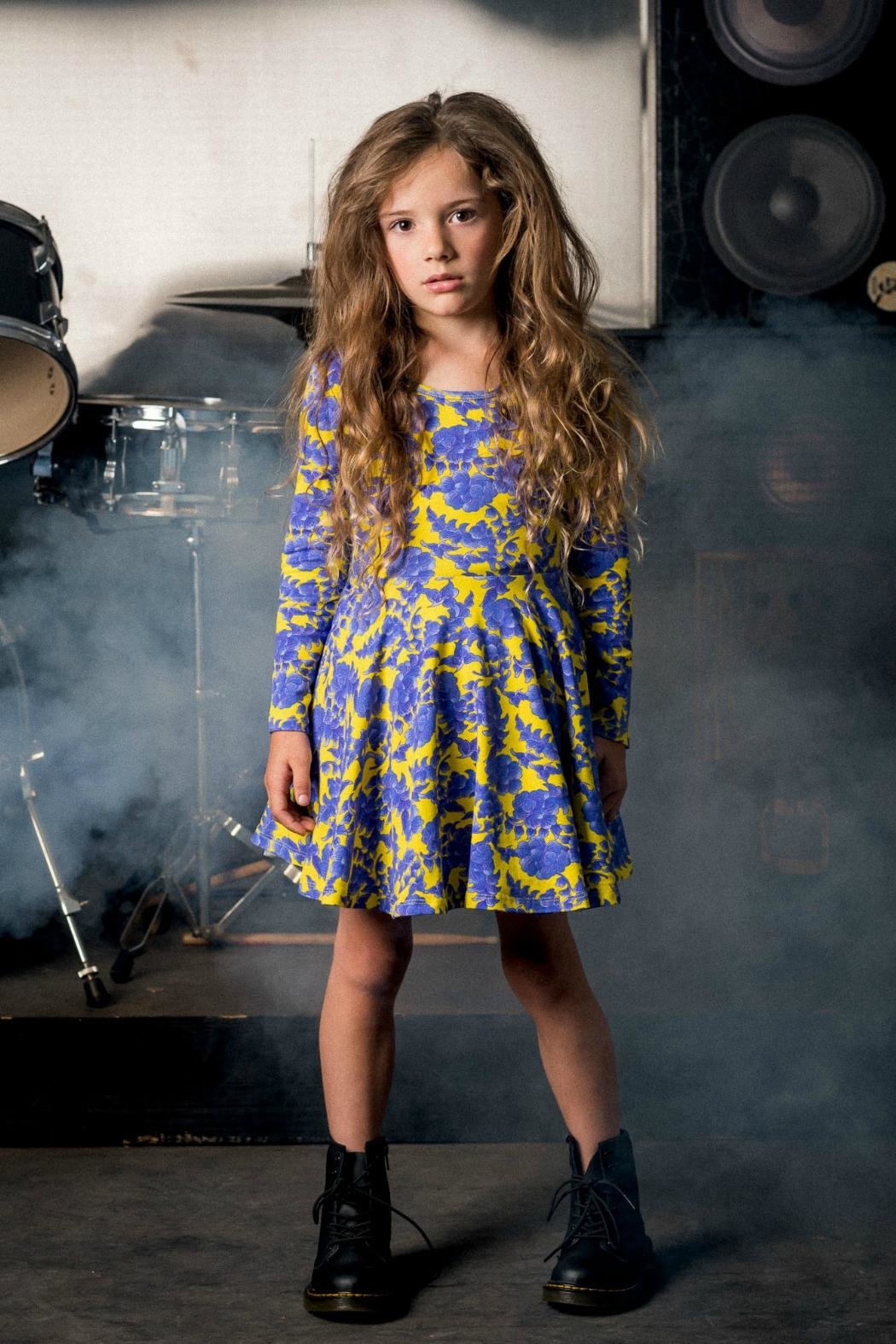 Rock Your Baby Tang Mabel Dress - Front Full Image