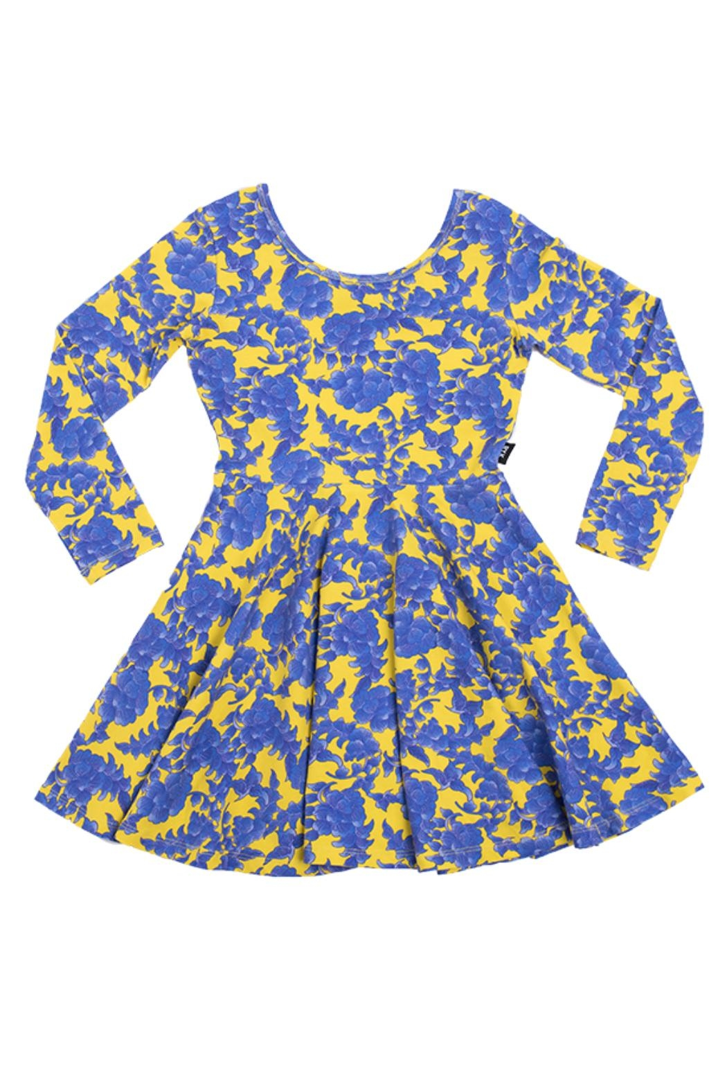 Rock Your Baby Tang Mabel Dress - Front Cropped Image