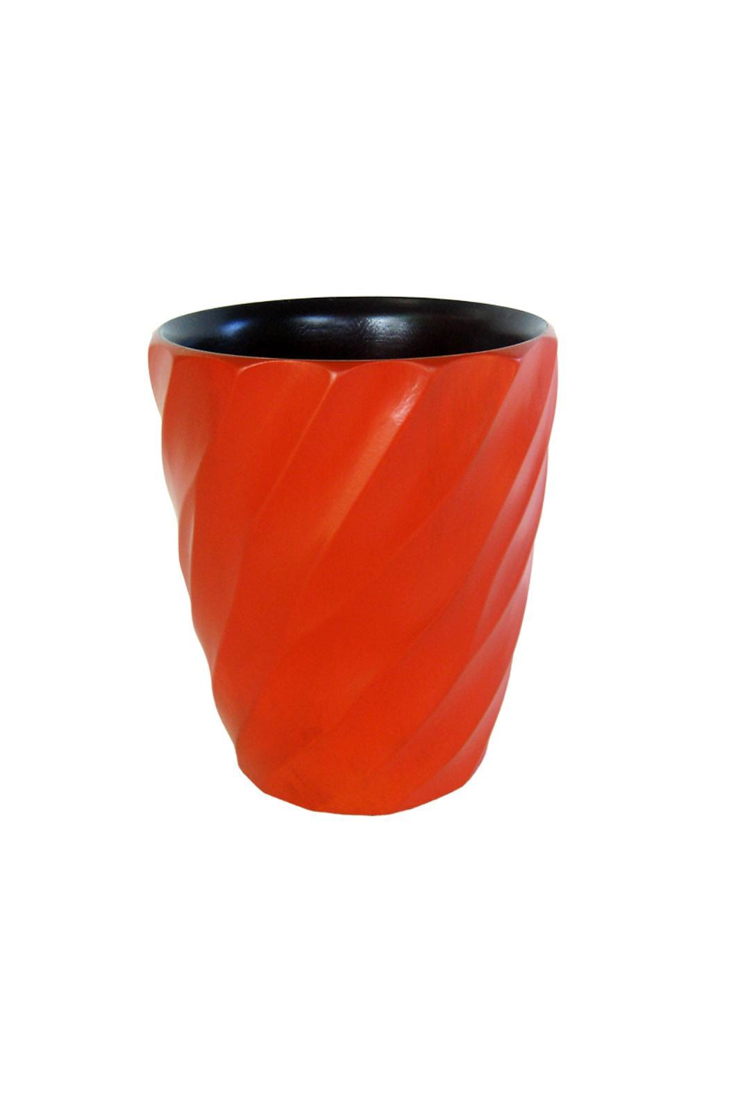 Tangerine Utensile Vase From Tennessee By Sherry 39 S
