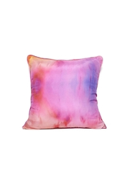 Tangerine NYC Silk Solstice Pillow - Product Mini Image