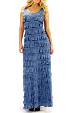 Tango Mango Denim Look Maxi - Alternate List Image