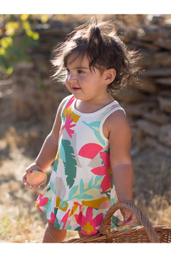Tea Collection Tank Baby Dress - Product List Image